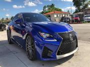 2015 Lexus 5.0L 2015 Lexus RC F RCF